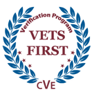 Vets first logo